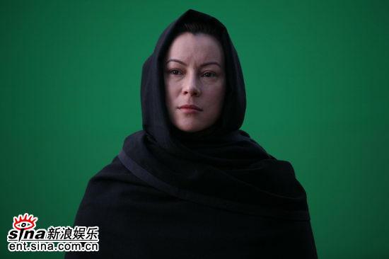 资料图片:《白银帝国》首批剧照--JenniferTilly(饰蓝师母)