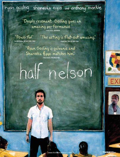 资料图片:《半个纳尔逊》海报欣赏