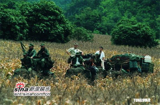资料图片:《门徒》第三批独家精彩剧照(6)