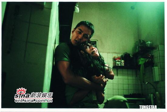 资料图片:《门徒》第三批独家精彩剧照(8)