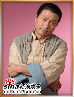 资料图片:TVB电视剧《迎妻接福》黎耀祥定妆照