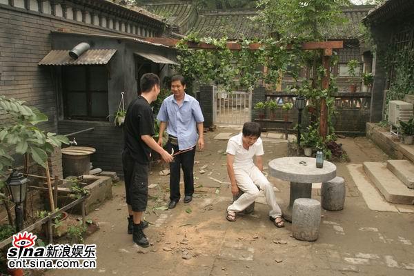 资料图片:电视剧《亲兄热弟》精彩剧照(142)