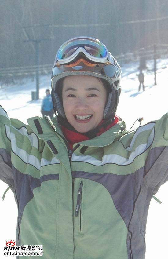 资料图片:电视剧《大约在冬季》精彩剧照(23)