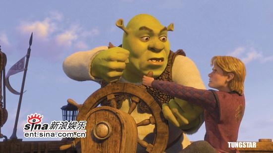 资料图片:《怪物史莱克3》最新剧照(3)