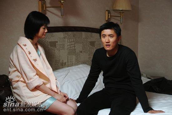 资料图片:电视剧《夜奔》精彩剧照(110)