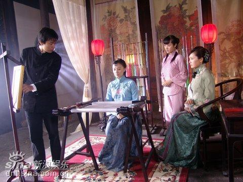 资料图片:《明德绣庄》精彩剧照(144)