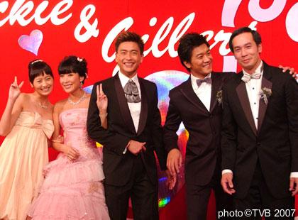 资料图片:TVB剧《溏心风暴》精彩剧照(28)