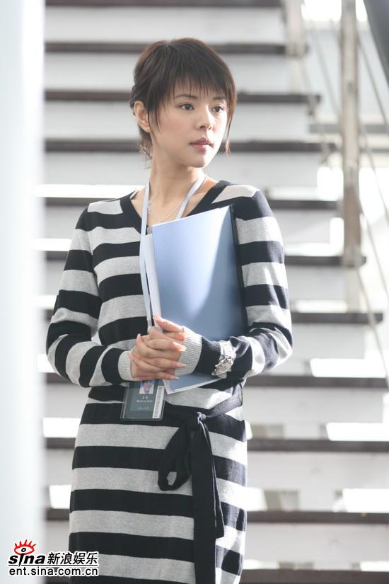 资料图片:电视剧《爱情占线》精彩剧照(64)