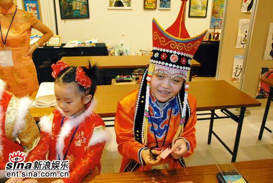 资料图片:《亚洲青少年艺术盛典》往届活动图(1)