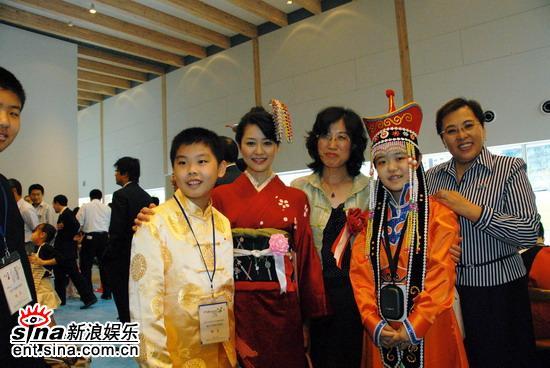 资料图片:《亚洲青少年艺术盛典》往届活动图(7)