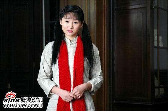 组图:《保密局的枪声》岳小姗--李欣蔓饰