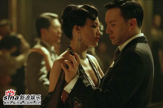 图文:《天堂口》首揭神秘面纱--舒淇张震共舞