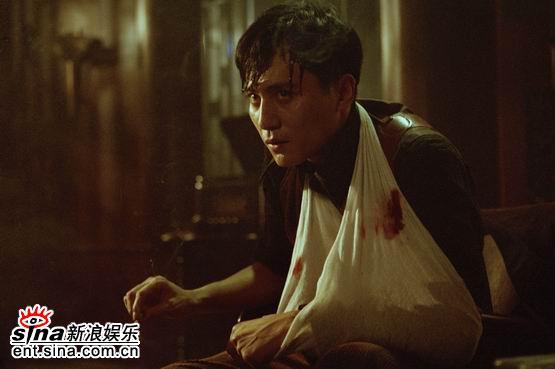 图文:《天堂口》首揭神秘面纱-刘烨有颠覆表现