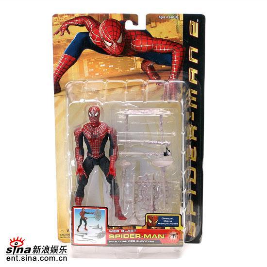 图文:《蜘蛛侠3》玩具欣赏(17)