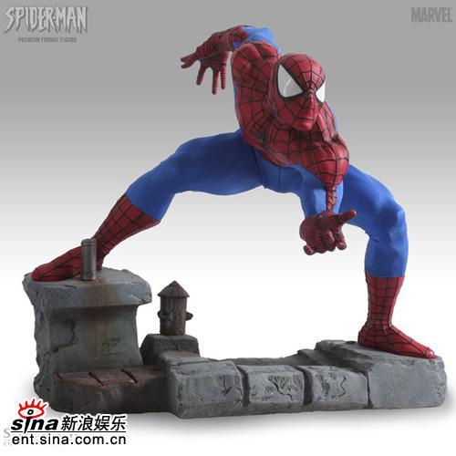 图文:《蜘蛛侠3》玩具欣赏(29)