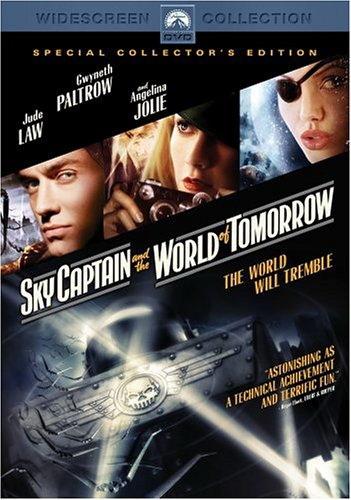 《空军上尉和明日世界》UFO盒装D9碟报
