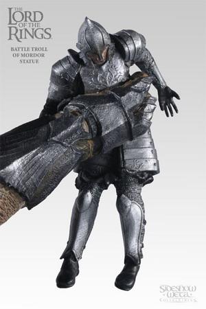 指环王3收藏系列之宝丽石人物模型