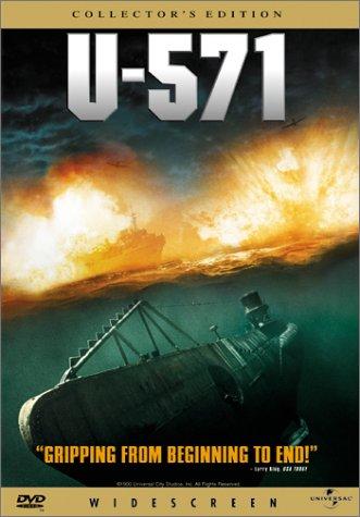 困在北大西洋的德国潜艇《U-571》