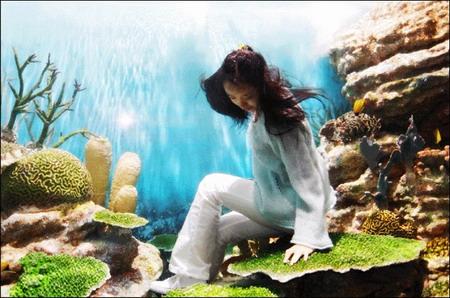 全度妍主演清谈韩国电影《我老妈是美人鱼》