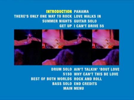 重金属中流砥柱范-海伦1986年纽黑文演唱会