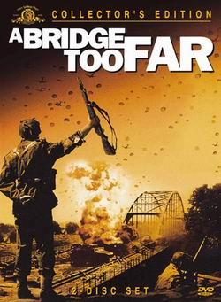 巨星云集二战经典《遥远的桥》双碟收藏版(图)