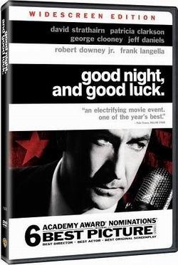 奥斯卡提名片《晚安好运》《一往无前》将发行