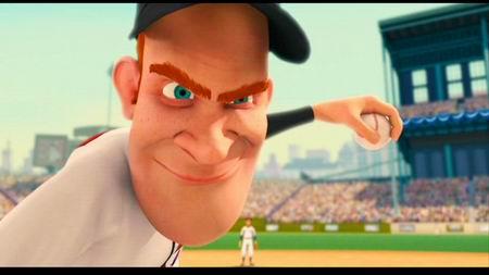 老超人遗作动画佳片《棒球小英雄》一区版(图)
