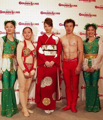 中国杂技精英梦之队将赴日本公演组图