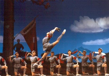 中央芭蕾舞团/