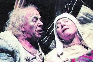 """""""契诃夫国际戏剧季""""--舞台不是高高在上的"""