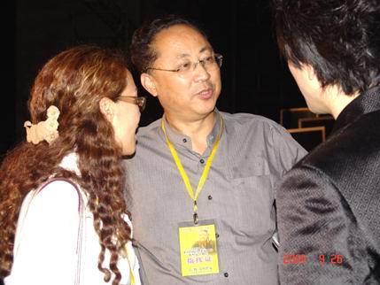 图文:孔子文化节大型文艺晚会9月26日隆重举行(2)