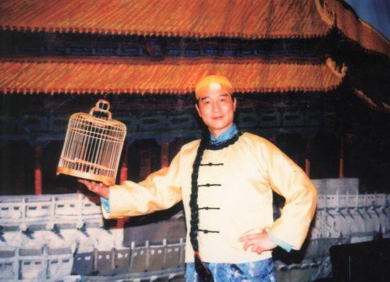 罗秉松:魔术师的魔法人生
