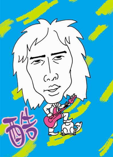 资料图片:儿童剧《Hi可爱》卡通造型(3)