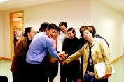 林奕华、胡恩威、孟京辉《半生缘》三人谈(图)