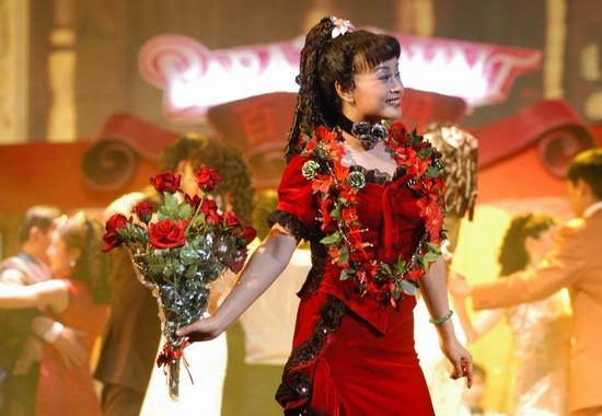 《金大班》亮相杭州观众感叹:刘晓庆老了(图)