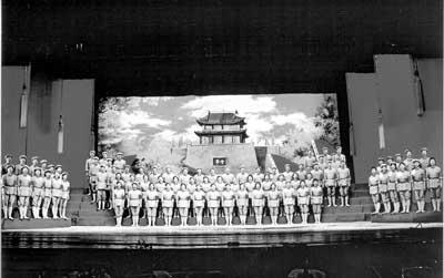 《长征组歌》问世40年新版本4月重返舞台(图)