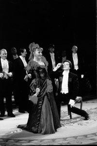 欧洲轻歌剧《蝙蝠》四月登陆人民大会堂