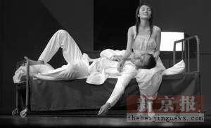 《琥珀》巡演落幕刘烨:我的心骄傲固执(组图)