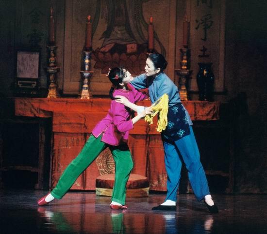 芭蕾舞剧《白毛女》携40年辉煌再现首都舞台