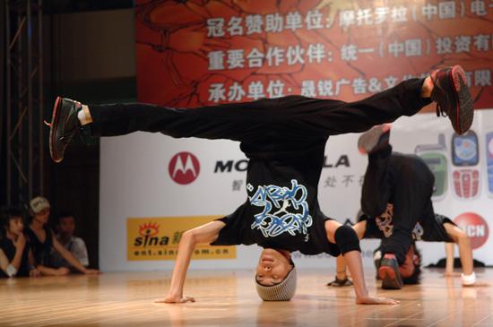 上海街舞大赛_\