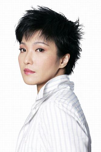 资料图片:《倾城之恋》特邀演员-刘雅丽