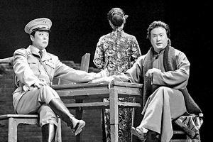 歌剧《野火春风斗古城》开唱赋予故事新生命