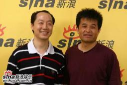 毕福剑葛延枰预热《星光大道》总决赛(附视频)