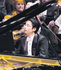 钢琴王子孙颖迪将在武汉掀古典音乐浪潮(附图)
