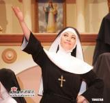 组图:蔡琴最新歌舞剧《跑路救天使》上海登台