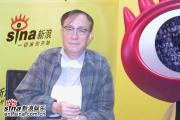 谢晋导演新浪聊《金大班的最后一夜》(附视频)