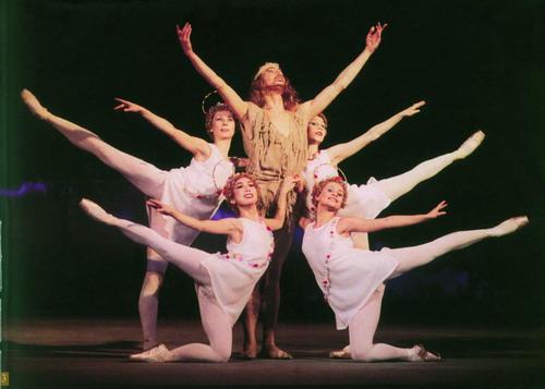 资料图片:白俄罗斯大剧院芭蕾舞团历年-剧照
