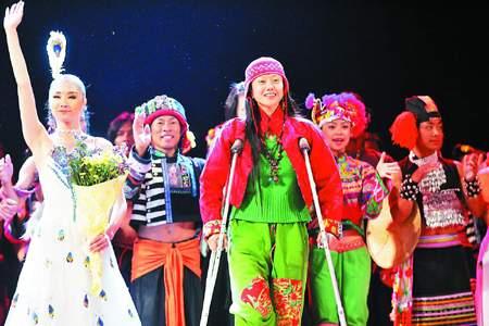 《云南映象》可能舞进春晚杨丽萍广州放弃领舞