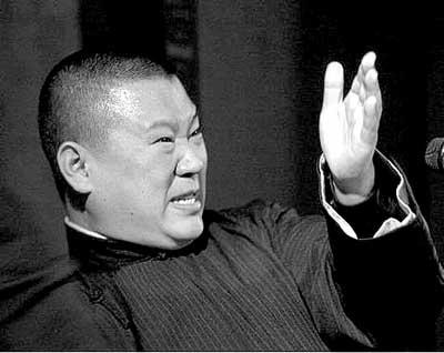 郭德纲上海演出连唱带主持返场时才说相声(图)