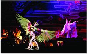 汤加丽领衔主演大型主题歌舞音乐会《魅》(图)